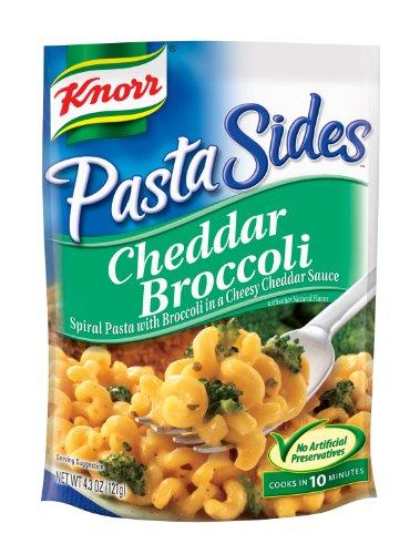 Knorr Pasta Sides, Cheddar Broccoli 4.3 Oz front-56440