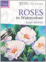 Roses in Watercolour by Janet Whittle