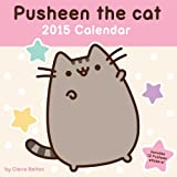 img - for Pusheen the Cat 2015 Wall Calendar book / textbook / text book