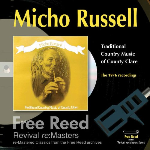 MICHO RUSSELL : MUSIC FROM CLA