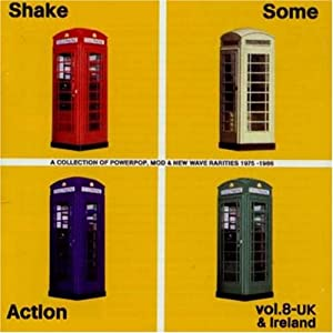 Vol. 8-Shake Some Action