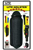 Amazon.com: Nite Ize LHS-03 Clip-On Flashlight Holster with Stretch Capability and 8-Position Rotating Clip: Home Improvement