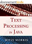Text Processing in Java (English Edit...