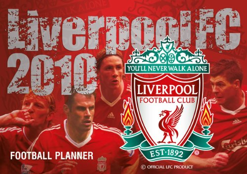 LIVERPOOL (FAMILY PLANNER)SQ 2010 CALENDAR