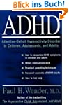 ADHD: Attention-Deficit Hyperactivity...