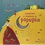 Comptines et chansons du papagaio (1 livre + 1 CD audio)