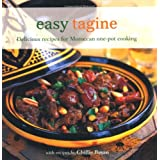 Easy Tagine - Delicious recipes for Moroccan one-pot cookingby Ghillie Basan