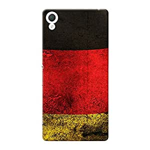 Inkif Printed Designer Case For Sony Xperia Z3 Multi-Coloured