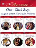 One-Click Buy: August 2010 Harlequin Presents