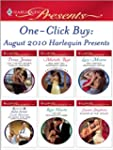 One-Click Buy: August 2010 Harlequin...