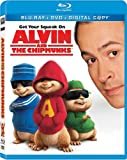 Cover art for  Alvin and the Chipmunks (Blu-ray/DVD/Digital Copy)