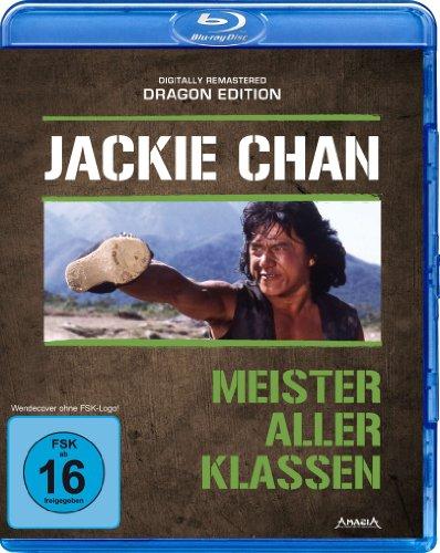 Jackie Chan - Meister aller Klassen 1 - Dragon Edition [Blu-ray]