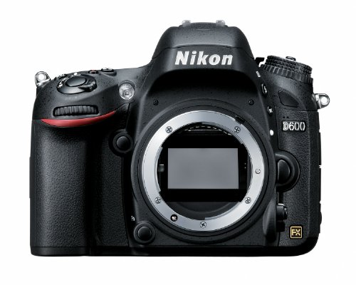 Nikon D600 DSLR Camera, Body Only