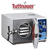 Tuttnauer 1730 Valueklave (Tamaño: 2 gal/7.5L)