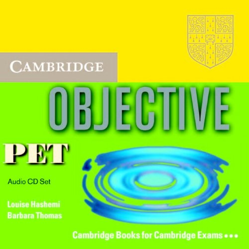 Objective PET Audio CD Set (3 CDs)