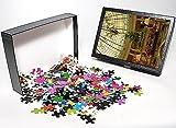 Photo Jigsaw Puzzle of Interior, Palace Hotel, Madrid, Spain, Europe