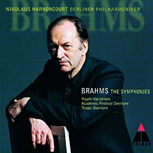 Brahms: The Symphonies - Haydn Variations / Academic Festival Overture / Tragic Overture