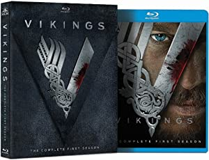 Vikings: Season 1 [Blu-ray] [Import]