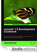 Joomla! 1.5 Development Cookbook [Edizione Kindle]