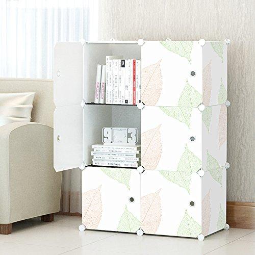 Do It Yourself Home Design: 3-tier Storage Cube Closet Organizer By COSYHOME, Shelf 6