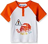 Donuts Baby Boys T-Shirt (267622546_White_9M)