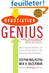 Negotiation Genius: How to Overcome O...