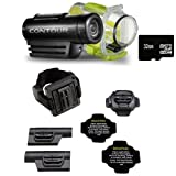 51g9xNiVY L. SL160  ContourROAM Hands free Waterproof Camcorder + 32GB Ultra High Speed Memory Bundle