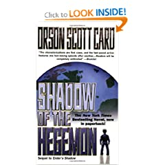 Shadow of the Hegemon (Ender, Book 6) by Orson Scott Card