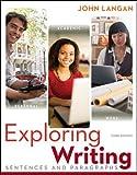 Exploring Writing: Sentences and Paragraphs (Developmental English)