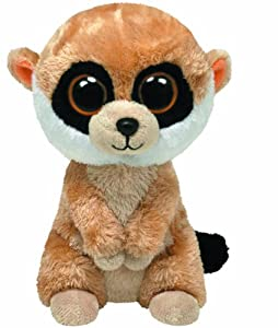 Ty Beanie Boos - Rebel the Meerkat by Ty Beanie Boos