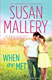When We Met (Wheeler Large Print Book Series)