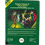 Tomb of Horrors (Advanced Dungeons & Dragons Module S1) ~ Gary Gygax