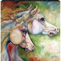 Marcia Baldwin Gentle Spirits Canvas Wall Art