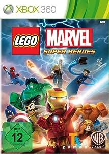 Lego Marvel: Super Heroes - [Xbox 360]