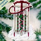 Snow Sled - Cross Stitch Kit