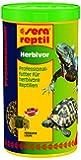 sera 01812 reptil Professional Herbivor 1000 ml - Pflanzen fressende Reptilien ernähren wie die Profis