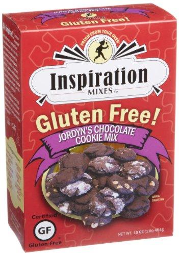 Inspiration Mixes Gluten Free Jordyn's Chocolate Cookie Mix, 16 Ounce