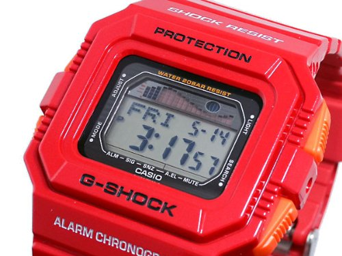 Casio CASIO G shock g-shock G-LIDE watch GLX 5500A-4 [parallel import goods]