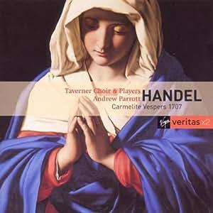 Handel: Carmelite Vespers