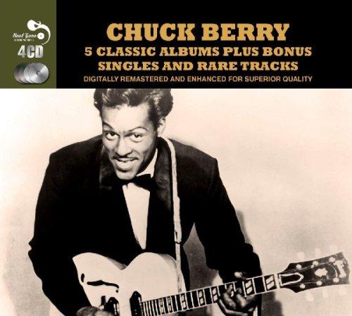 Chuck Berry - 5 Classic Albums - Chuck Berry - Zortam Music