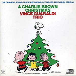 A Charlie Brown Christmas: The Original Sound Track Recording of the CBS Television Special [1988 Fantasy Label]