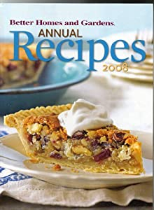 Better Homes And Gardens Annual Recipes 2000 Better Homes