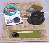 "American Explorer Gold Medal II 9'0"" IM6 Fly Fishing Kit"