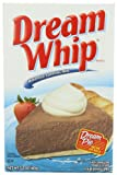 Dream Whip Whipped Topping Mix, 5.2-Ounce Boxes (Pack of 6)