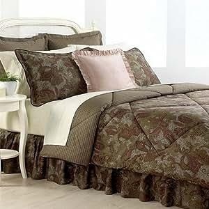 Lauren by ralph lauren hayden dark green - Dark green comforter sets ...