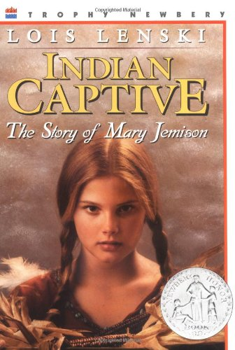 Indian Captive: The Story Of Mary Jemison front-758584