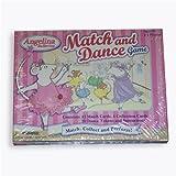 Angelina Ballerina Match and Dance Game