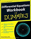 Differential Equations Workbook For Dummies (0470472014) by Holzner, Steven