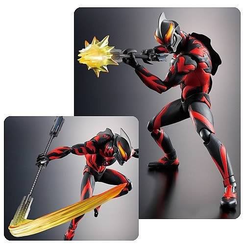 Picture of Bandai Ultra-Act Ultraman Belial action figure (B0044UUFE8) (Bandai Action Figures)