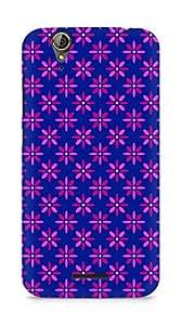 Amez designer printed 3d premium high quality back case cover for Acer Z630S (Flower Pattern1)
